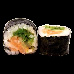 salmon futo